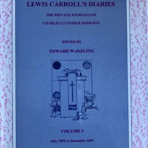 Lewis Carroll's Diaries