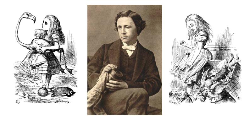 Lewis Carroll Slide 8