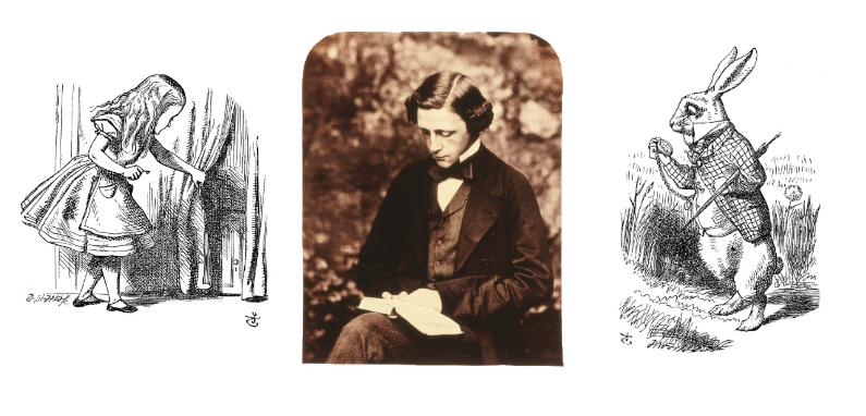 Lewis Carroll Slide 1