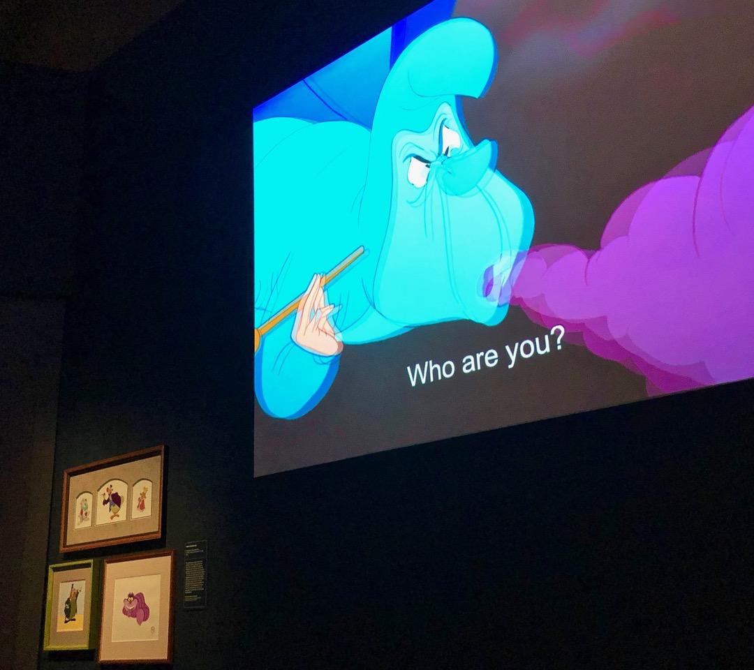 Disney's Alice in Wonderland (1951); the Caterpillar