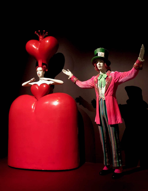 Bob Crowley; Alice in Wonderland ballet costumes