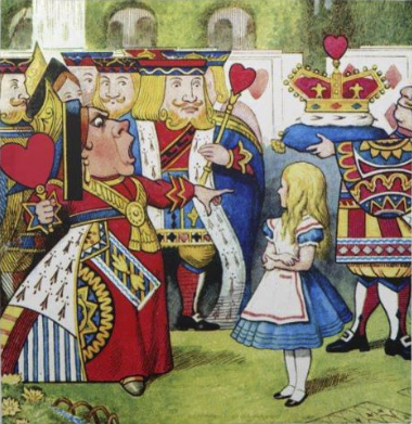 Alice Rules!
